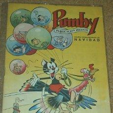 Tebeos: PUMBY EXTRA DE NAVIDAD Y REYES Nº 272 - ORIGINAL -. Lote 76508851