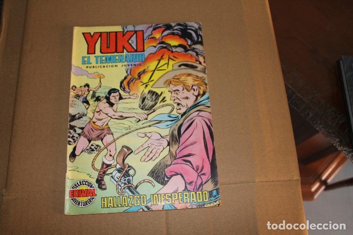 YUKI Nº 20, SELECCIÓN AVENTURERA, EDITORIAL VALENCIANA (Tebeos y Comics - Valenciana - Selección Aventurera)