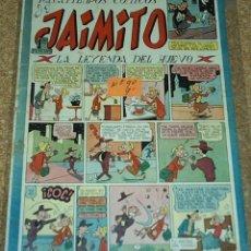 Tebeos: JAIMITO Nº 90, PASATIEMPOS COMICOS- ORIGINAL EN BUEN ESTADO- VER DESCRIPCIÓN Y CONDICIONES. Lote 76546131
