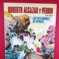 Tebeos: ROBERTO ALCÁZAR Y PEDRÍN EXTRA Nº 21 , EDITORIAL VALENCIANA ,1966. Lote 76571827