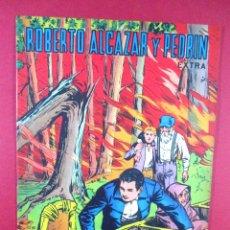 Tebeos: ROBERTO ALCÁZAR Y PEDRÍN EXTRA Nº 8 , EDITORIAL VALENCIANA ,1965. Lote 76572419