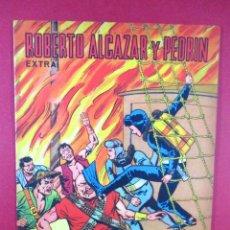 Tebeos: ROBERTO ALCÁZAR Y PEDRÍN EXTRA Nº 10 , EDITORIAL VALENCIANA ,1965. Lote 76572439