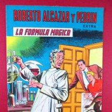 Tebeos: ROBERTO ALCÁZAR Y PEDRÍN EXTRA Nº 36 , EDITORIAL VALENCIANA ,1967. Lote 76572959
