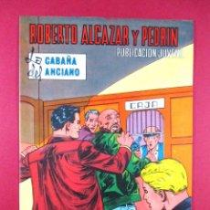 Tebeos: ROBERTO ALCÁZAR Y PEDRÍN EXTRA Nº 63 , EDITORIAL VALENCIANA ,1968. Lote 76573971