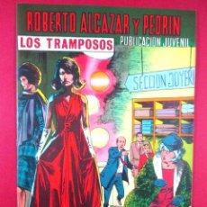 Tebeos: ROBERTO ALCÁZAR Y PEDRÍN EXTRA Nº 64 , EDITORIAL VALENCIANA ,1968. Lote 76573983