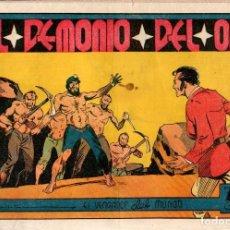 Tebeos: EL VENGADOR DEL MUNDO. EL DEMONIO DEL ORO. Nº 12. AÑO 1945. ORIGINAL. Lote 77221821