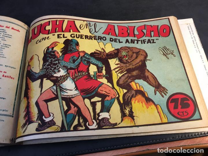 Tebeos: EL GUERRERO DEL ANTIFAZ LOTE 1 A 239 ORIGINALES PRIMERA EDICION MUY BUEN ESTADO 75 CTS 0,75 PTS (HAB - Foto 18 - 78074765