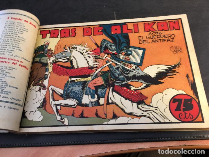 Tebeos: EL GUERRERO DEL ANTIFAZ LOTE 1 A 239 ORIGINALES PRIMERA EDICION MUY BUEN ESTADO 75 CTS 0,75 PTS (HAB - Foto 24 - 78074765