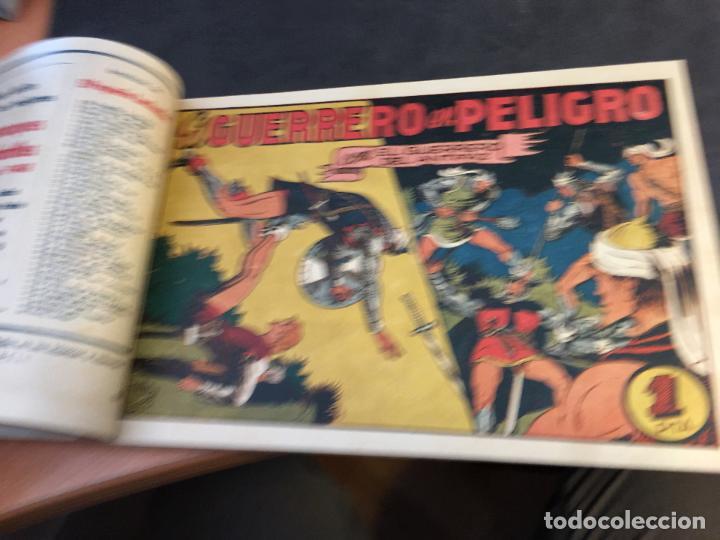 Tebeos: EL GUERRERO DEL ANTIFAZ LOTE 1 A 239 ORIGINALES PRIMERA EDICION MUY BUEN ESTADO 75 CTS 0,75 PTS (HAB - Foto 66 - 78074765
