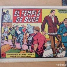 Tebeos: TEBEO COMIC EL TEMPLO DE BUDA ED. VALENCIANA TBO-37 . Lote 78121585