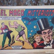 Tebeos: TEBEO CÓMIC EL MAGO MISTERIOSO ROBERTO ALCAZAR Y PEDRIN 426 1958 VALENCIANA TBO-99. Lote 78223081