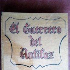 Tebeos: EL GUERRERO DEL ANTIFAZ, TOMO Nº 1, EDITORA VALENCIANA, 1972. Lote 78584757