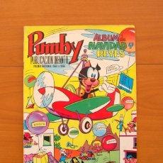 Tebeos: PUMBY - ÁLBUM DE NAVIDAD Y REYES 1972 - EDITORIAL VALENCIANA. Lote 79034177