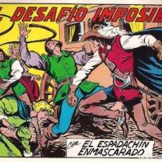 Tebeos: EL ESPADACHÍN ENMASCARADO. 2º ÉPOCA. 1981. Nº 59. Lote 79780733