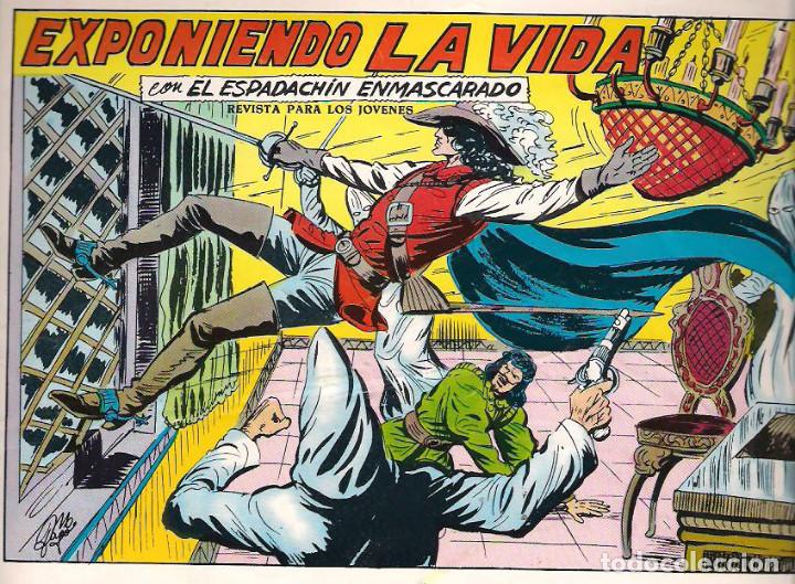 EL ESPADACHÍN ENMASCARADO. 2º ÉPOCA. 1981. Nº 73 (Tebeos y Comics - Valenciana - Espadachín Enmascarado)