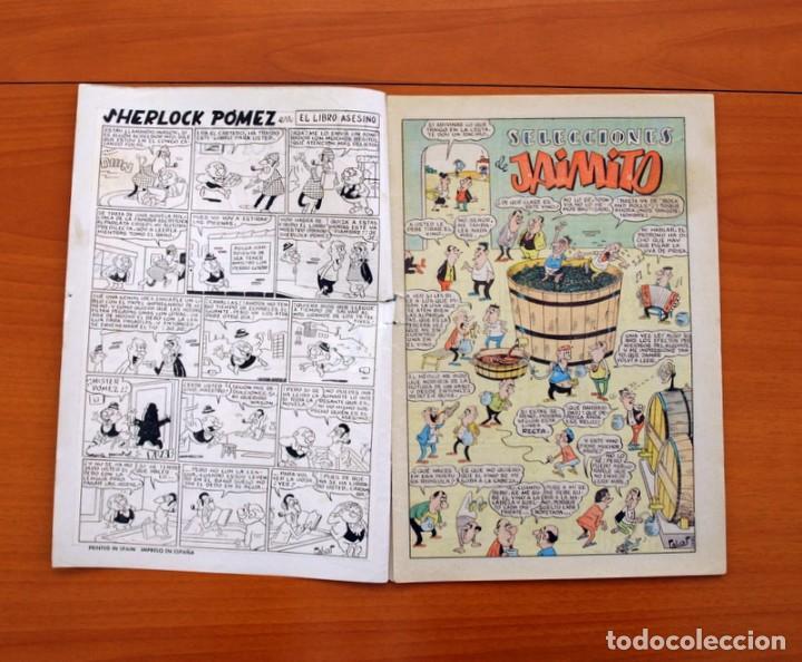 Tebeos: Selecciones de Jaimito, nº 29 - Editorial Valenciana 1957 - Foto 2 - 79843109