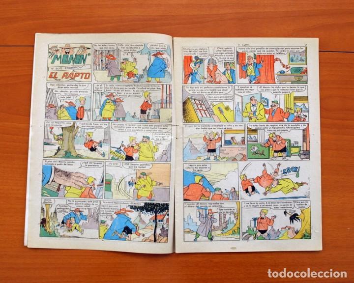 Tebeos: Selecciones de Jaimito, nº 29 - Editorial Valenciana 1957 - Foto 3 - 79843109
