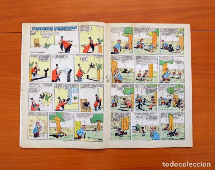 Tebeos: Selecciones de Jaimito, nº 29 - Editorial Valenciana 1957 - Foto 4 - 79843109