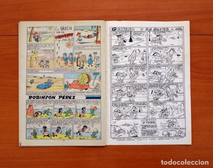 Tebeos: Selecciones de Jaimito, nº 29 - Editorial Valenciana 1957 - Foto 5 - 79843109