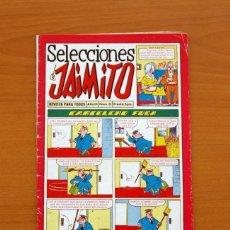 Tebeos: SELECCIONES DE JAIMITO, Nº 31 - EDITORIAL VALENCIANA 1957. Lote 79843353