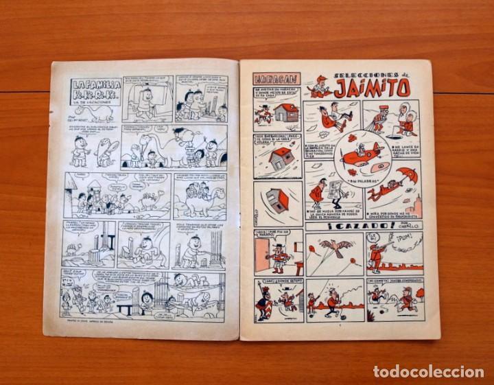 Tebeos: Selecciones de Jaimito, nº 107 - Editorial Valenciana 1957 - Foto 2 - 79844349