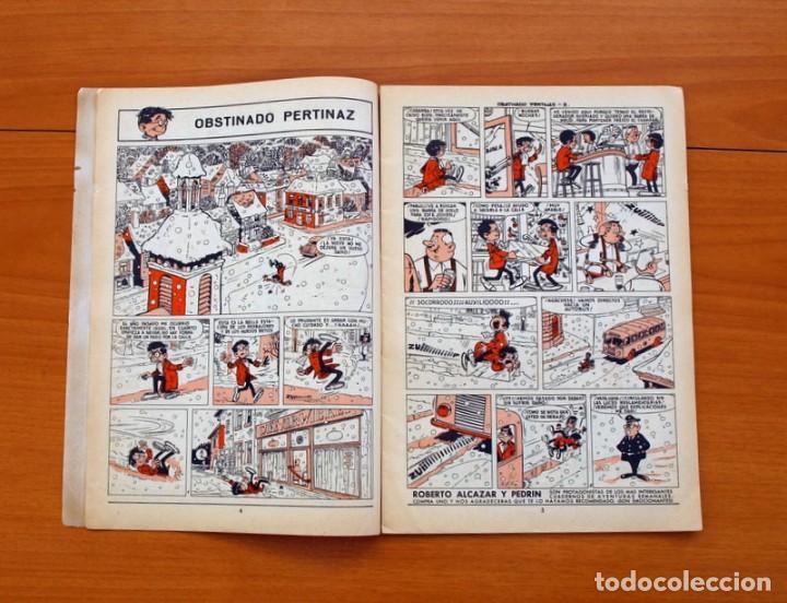 Tebeos: Selecciones de Jaimito, nº 107 - Editorial Valenciana 1957 - Foto 3 - 79844349