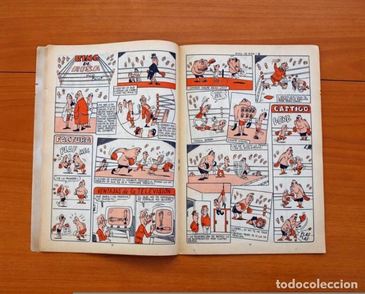 Tebeos: Selecciones de Jaimito, nº 107 - Editorial Valenciana 1957 - Foto 4 - 79844349