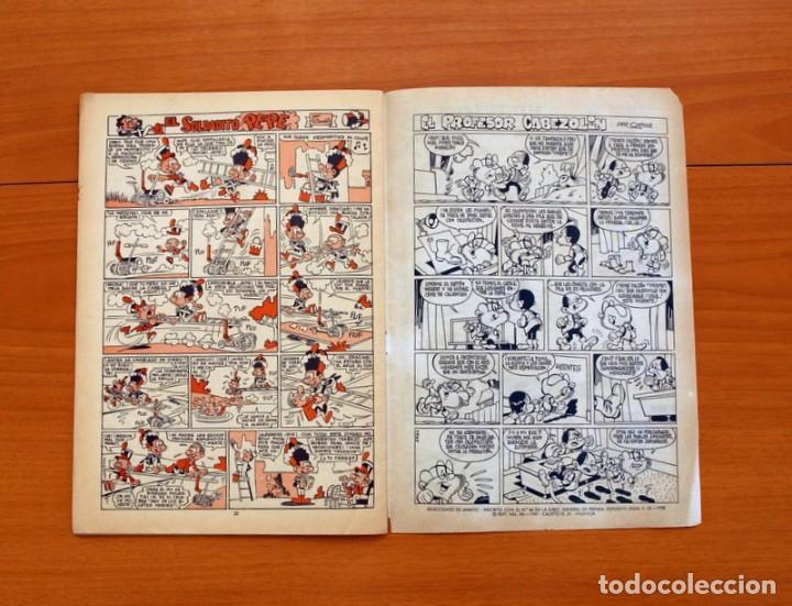 Tebeos: Selecciones de Jaimito, nº 107 - Editorial Valenciana 1957 - Foto 5 - 79844349
