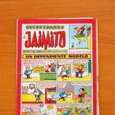 Tebeos: SELECCIONES DE JAIMITO, Nº 46 - EDITORIAL VALENCIANA 1957. Lote 79844777
