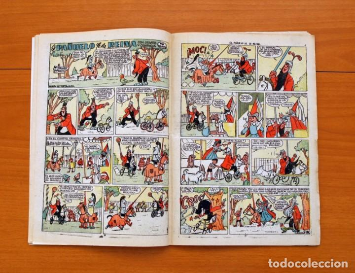 Tebeos: Selecciones de Jaimito, nº 46 - Editorial Valenciana 1957 - Foto 4 - 79844777
