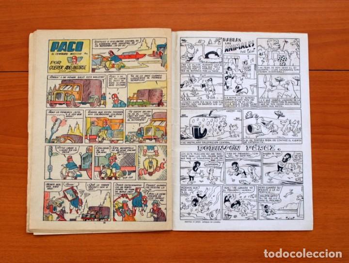Tebeos: Selecciones de Jaimito, nº 46 - Editorial Valenciana 1957 - Foto 5 - 79844777