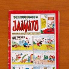 Tebeos: SELECCIONES DE JAIMITO, Nº 25 - EDITORIAL VALENCIANA 1957. Lote 79845049