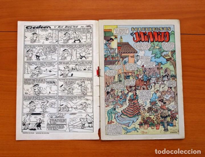 Tebeos: Selecciones de Jaimito, nº 25 - Editorial Valenciana 1957 - Foto 2 - 79845049