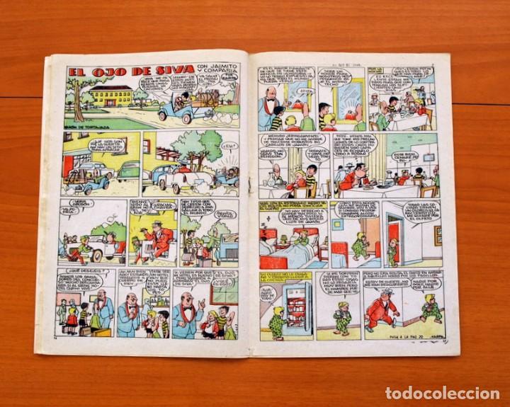 Tebeos: Selecciones de Jaimito, nº 25 - Editorial Valenciana 1957 - Foto 4 - 79845049