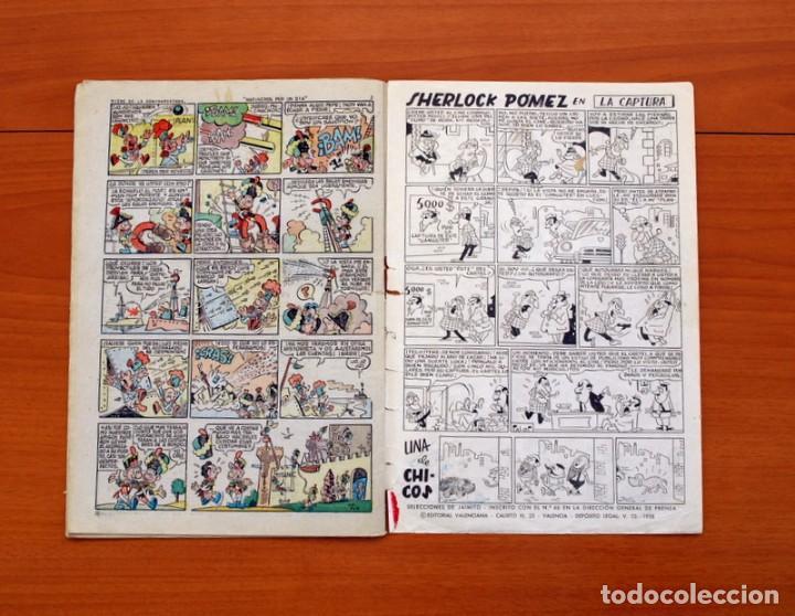 Tebeos: Selecciones de Jaimito, nº 25 - Editorial Valenciana 1957 - Foto 5 - 79845049