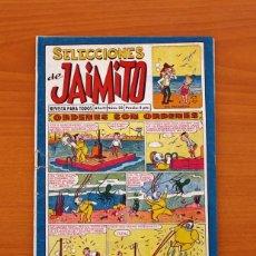 Tebeos: SELECCIONES DE JAIMITO, Nº 23 - EDITORIAL VALENCIANA 1957. Lote 79845285