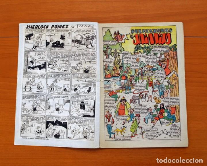 Tebeos: Selecciones de Jaimito, nº 23 - Editorial Valenciana 1957 - Foto 2 - 79845285