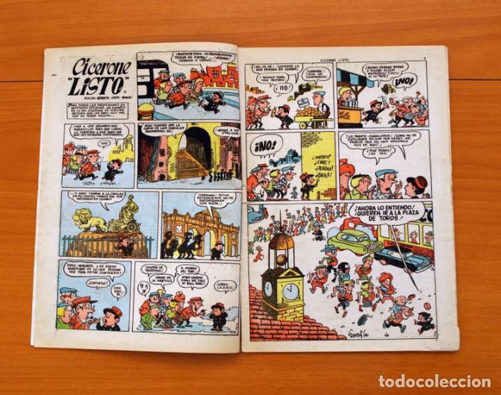 Tebeos: Selecciones de Jaimito, nº 23 - Editorial Valenciana 1957 - Foto 3 - 79845285