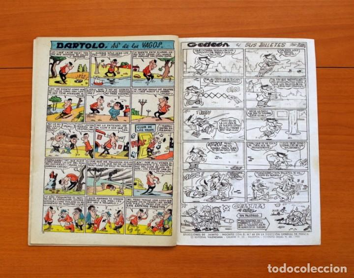 Tebeos: Selecciones de Jaimito, nº 23 - Editorial Valenciana 1957 - Foto 5 - 79845285