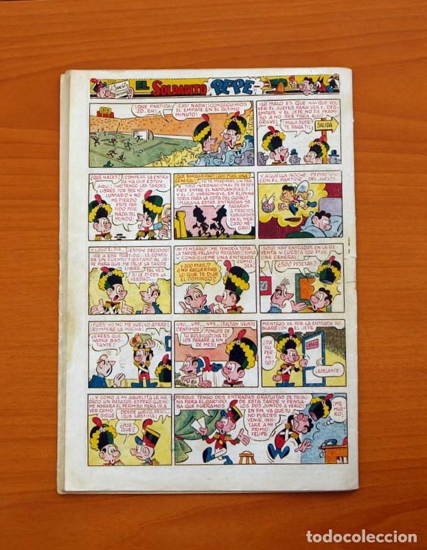 Tebeos: Selecciones de Jaimito, nº 23 - Editorial Valenciana 1957 - Foto 6 - 79845285