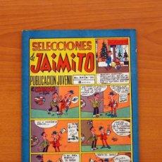 Tebeos: SELECCIONES DE JAIMITO, Nº 191 - EDITORIAL VALENCIANA 1957. Lote 79846033