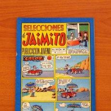 Tebeos: SELECCIONES DE JAIMITO, Nº 187 - EDITORIAL VALENCIANA 1957. Lote 79846501