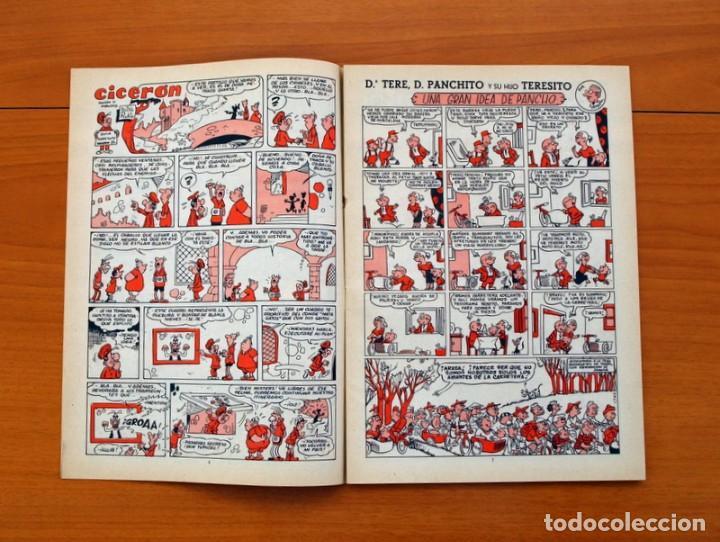 Tebeos: Selecciones de Jaimito, nº 187 - Editorial Valenciana 1957 - Foto 3 - 79846501