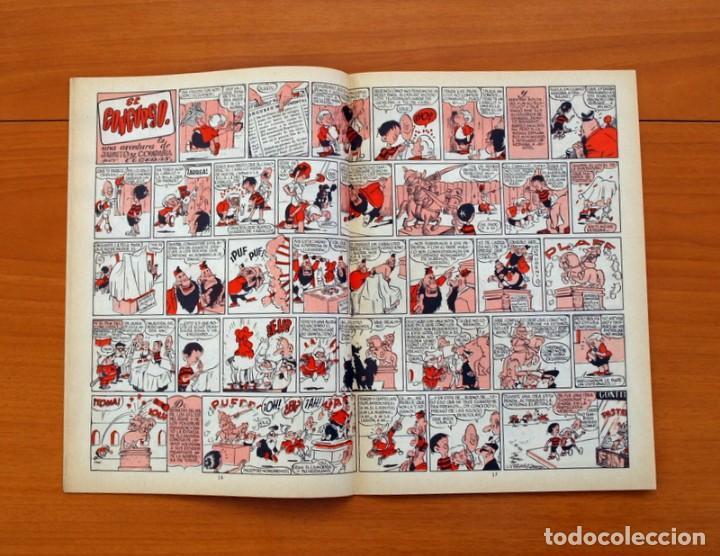 Tebeos: Selecciones de Jaimito, nº 187 - Editorial Valenciana 1957 - Foto 4 - 79846501