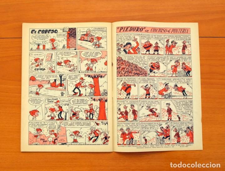 Tebeos: Selecciones de Jaimito, nº 187 - Editorial Valenciana 1957 - Foto 5 - 79846501