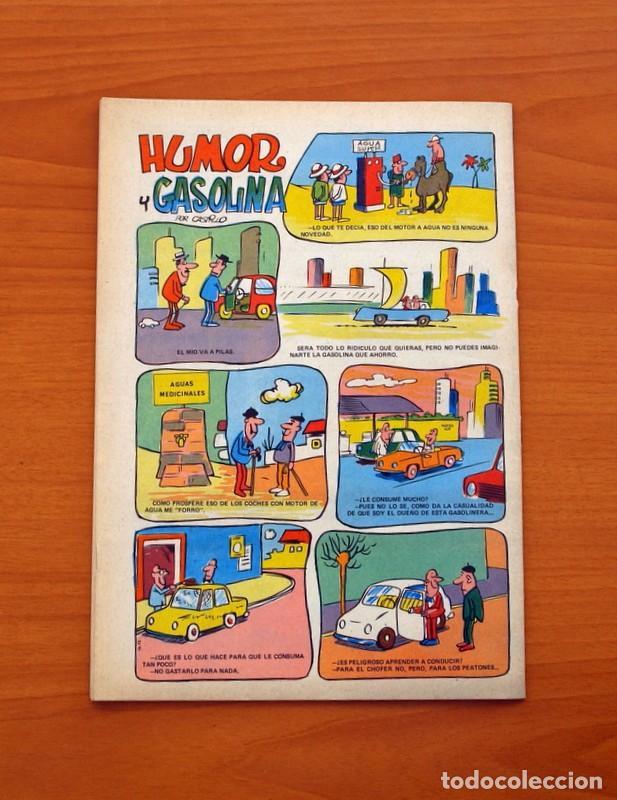 Tebeos: Selecciones de Jaimito, nº 187 - Editorial Valenciana 1957 - Foto 6 - 79846501