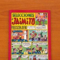 Tebeos: SELECCIONES DE JAIMITO, Nº 186 - EDITORIAL VALENCIANA 1957. Lote 79846917