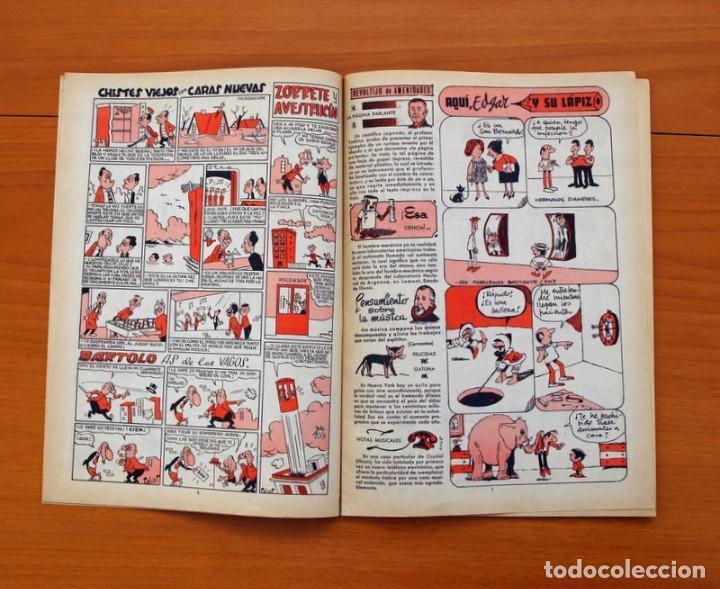 Tebeos: Selecciones de Jaimito, nº 186 - Editorial Valenciana 1957 - Foto 3 - 79846917