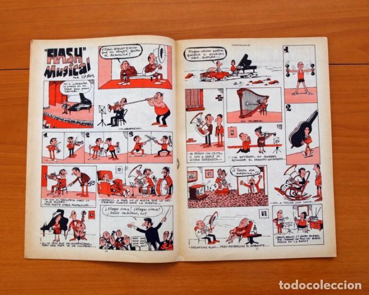 Tebeos: Selecciones de Jaimito, nº 186 - Editorial Valenciana 1957 - Foto 4 - 79846917
