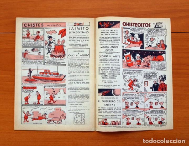 Tebeos: Selecciones de Jaimito, nº 186 - Editorial Valenciana 1957 - Foto 5 - 79846917